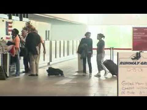 Orlando Melbourne International Airport, Florida and Baer Air - Unravel Travel TV