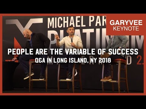 People Are the Variable of Success | Q&A in Long Island New York 2018 Mp3