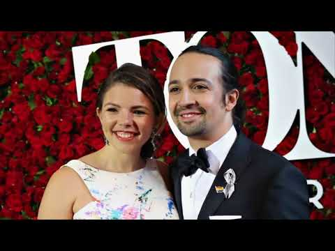 Lin-Manuel Miranda & Vanessa Nadal Are Expecting Their Second Child & Their Son Can't Wait