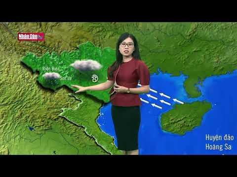 Dự báo thời tiết hôm nay và ngày mai 1/5 | Dự báo thời tiết đêm nay mới nhất