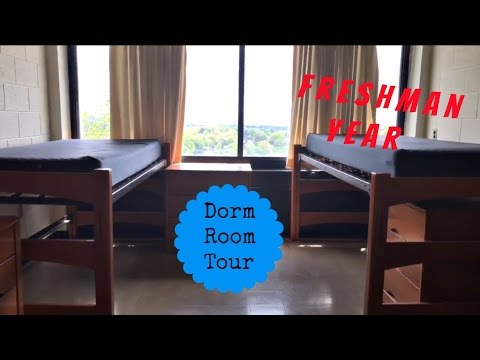 Msu Freshman Dorm Tour 2017 Bohn Hall Youtube