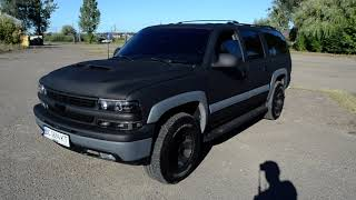 Chevrolet Suburban 2000 год