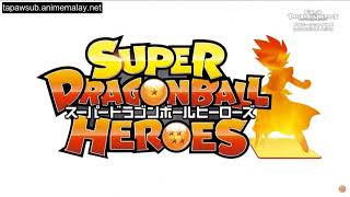 Dragon Ball Heroes Episod 5 Sarikata Malay