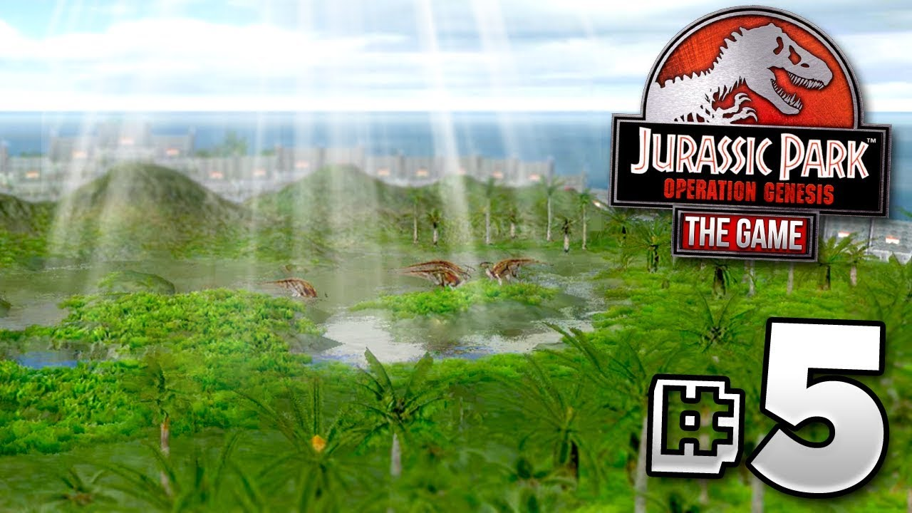 The Great Valley! – Jurassic Park Operation Genesis | Ep5