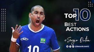TOP 10 Best Actions by Sergio Dutra - Serginho ● BrenoB ᴴᴰ
