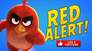 The Angry Birds Movie 2- Red's YouTube Challenge: The Big Swing