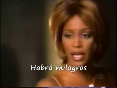 Whitney Houston When you believe (subtitulado)