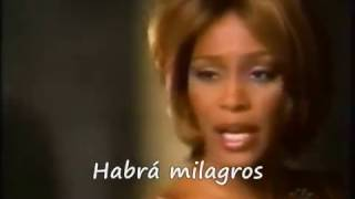 Whitney Houston When you believe (subtitulado)