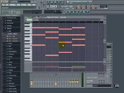 fl studio keys