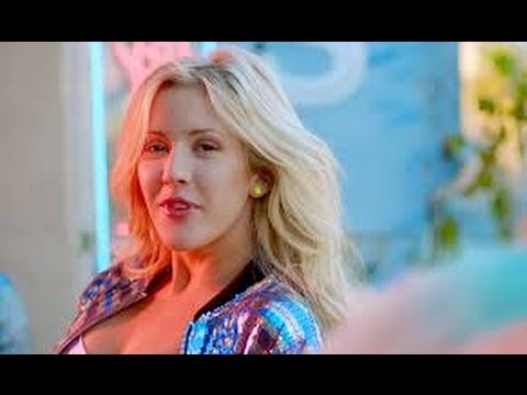 Ellie Goulding - Goodness Gracious (Official Lyrics Video)
