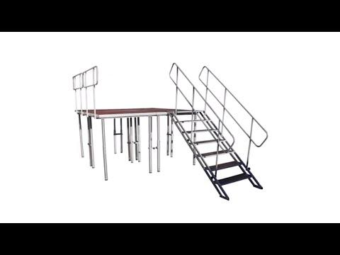 ProX StageQ 4x4 Heavy Duty Platform Series