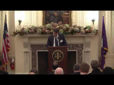 10th Annual Hayek Lecture: Thomas Merrill