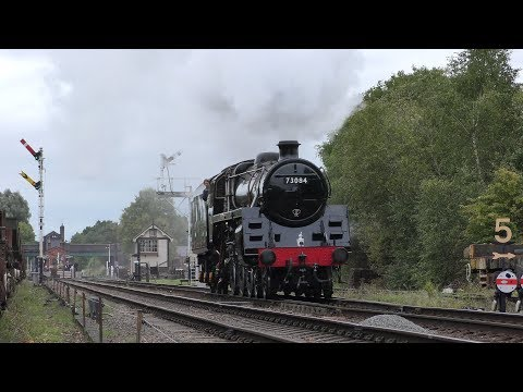 Great Central Railway - October 1st - 2017