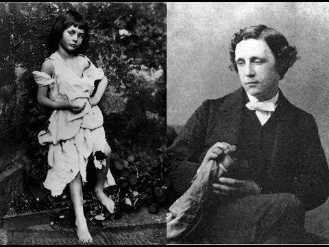 The Story Of Lewis Carroll's Worrying Relationship With The Young Girl Behind Alice In Wonderland