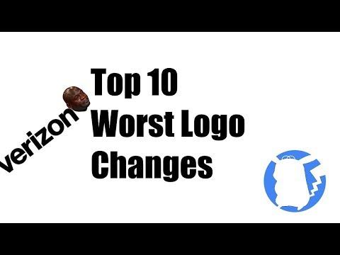 Top 10 Worst Logo Changes