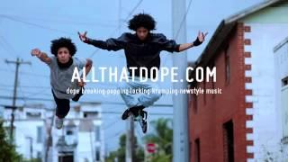 DJ KipRaq - Hip Hop Dance Newstyle Mixtape (2015) // Track #9