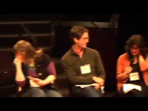 """Critiquing Criticism: (re)imagining the future""—a Humana Festival Panel  March 30, 2012"