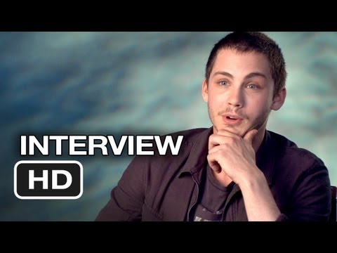 The Perks Of Being A Wallflower Interview - Logan Lerman (2012) HD Movie
