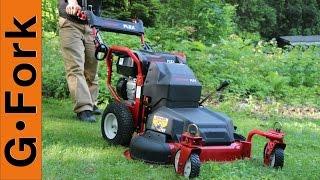 Troy Bilt Flex Review - Lawn Mower & Pressure Washer - Gardenfork.tv