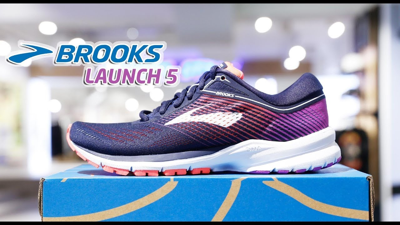 Brooks Launch 5 | UNBOXING VIDEO
