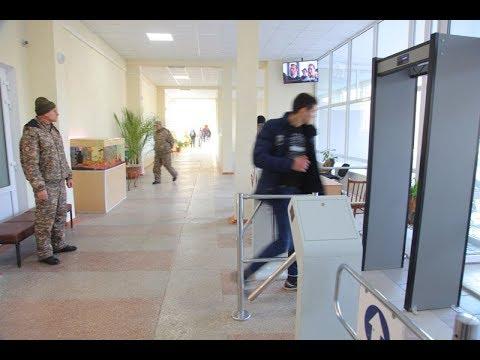 Керчь: политехнический колледж отремонтировали после взрыва