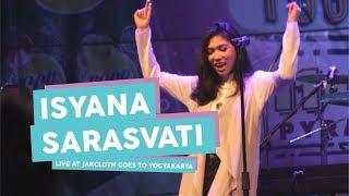 Download Video Duhh Goyangan Asyik Isyana Sarasvati Diatas Panggung Bikin Meleleh MP3 3GP MP4