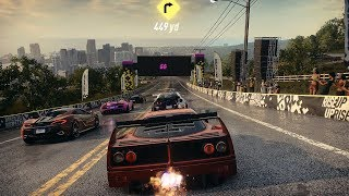 Need For Speed Heat - Ferrari F40 Is The 2nd Fastest Car! | Fully Upgraded Gameplay