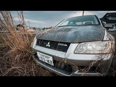 ABANDONED RADIATION CITY Fukushima, Japan 8 Years Later