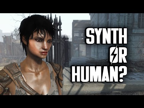 How to Tell if Your Settler is a Synth - Fallout 4