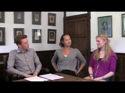 Student Interview: Joelle & Stella