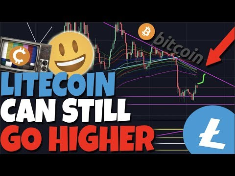 Litecoin Massive Move Price Will Go Higher! MAKE SURE TO SELL AT THIS LEVEL