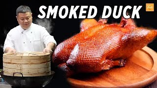How Smoked Duck is Made •  Taste, The Chinese Recipes Show
