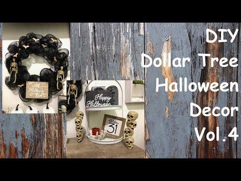 DIY Dollar Tree Halloween Vol 4
