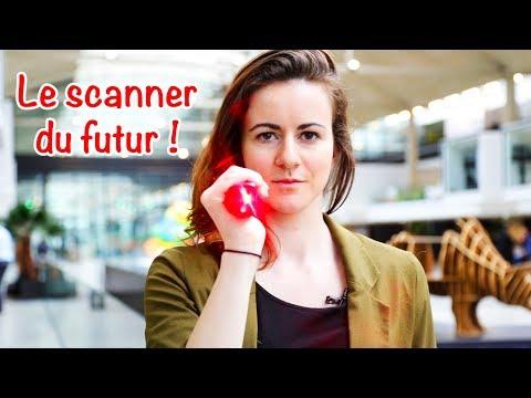 Le scanner du futur est français ! (Découverte de Pup Scan à StationF)