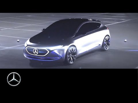 Mercedes-Benz Concept EQA – Trailer