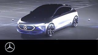 Mercedes-Benz Concept EQA – Trailer | IAA 2017