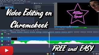 How to EDIT YOUTUBE videos on CHROMEBOOK | FREE VIDEO EDITOR CHROMEBOOK AND WINDOWS 2020