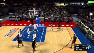 NBA 2K11 My Player - Rookie Sophomore All-Star Game