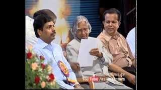 Dr: APJ Abdul Kalam  Tribute to APJ Abdul Kalam : Asianet News Archive Videos