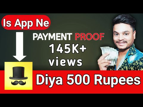 How to earn money lucky day app 100% real & proof in Hindi
