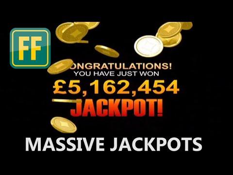 The Biggest Casino Jackpot Wins Ever Caught On Camera