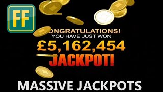 The Biggest Casino Jackpot Wins Ever Caught On Camera(The most incredible mega jackpot wins ever caught on camera is here. See more from us and win big yourself at Fortune Frenzy: ..., 2016-09-10T12:17:31.000Z)
