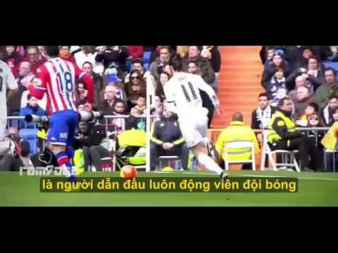 Rap về Gareth Bale   Yi Sung Nguyễn