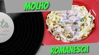 Molho Romanesca Pasta and Roll # 16