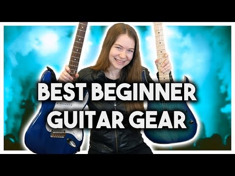 Best Electric Guitars & Amps For Beginners