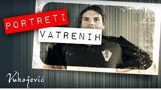 "Ognjen Vukojevic - portreti ""Vatrenih"", Robert Knjaz"