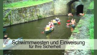 Kanutouren Bootsverleih Weilburg