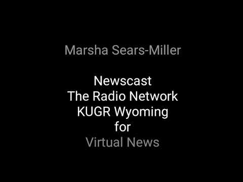Newscast demo for Marsha Sears, KUGR The Radio Network Wyoming for Virtual News Center
