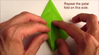 Origami Bird Base