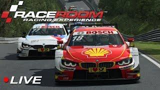 RaceRoom DTM Racing Community Evening with Georg Ortner | Live
